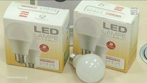 LED-Lampen Aktion
