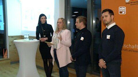 Business Campus One: Neues Team der JW Bezirk Freistadt stellt sich vor
