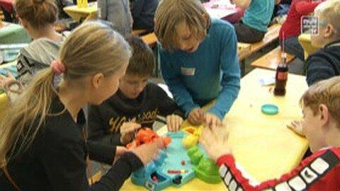 Spielefest Kleinzell vom Familiennetzwerk Mühltal