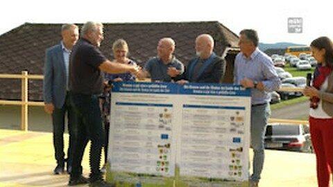 30 Jahre Fall Eiserner Vorhang – Begegnungsfest in Guglwald