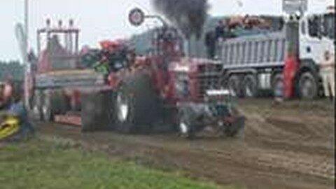 Traktorpulling in Kollerschlag 2010