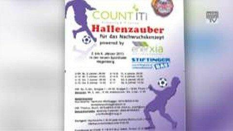 Ankündigung 1. Count IT Hallenzauber in Hagenberg