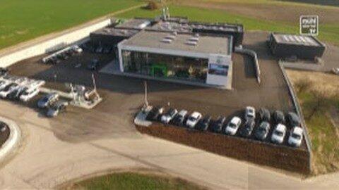 Vorstellung Autohaus Ortner in Wartberg ob der Aist