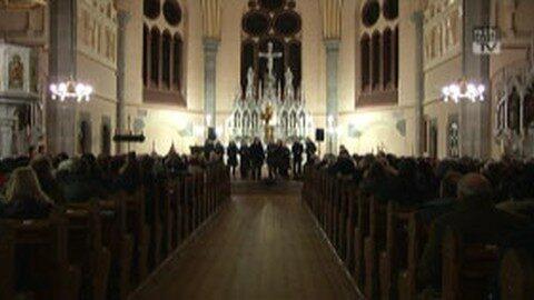 Gospelkonzert in der Pfarrkirche Aigen
