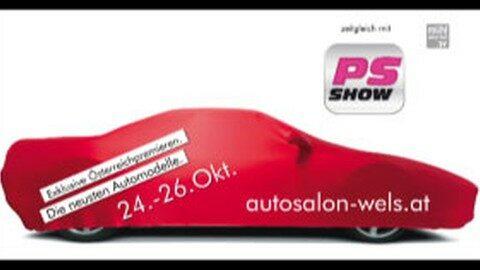 Ankündigung Automesse Wels 2014
