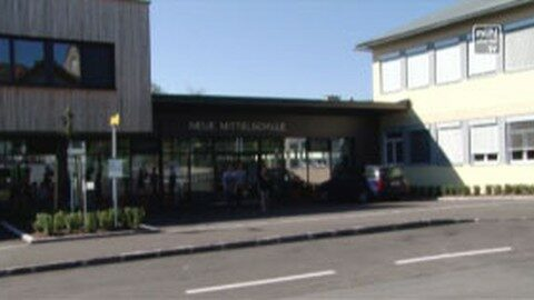 Eröffnung Pflichtschulzentrum in Bad Leonfelden