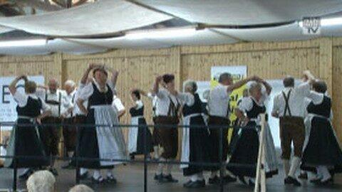 Sing- und Tanzfest des Seniorenbundes Bezirk Perg