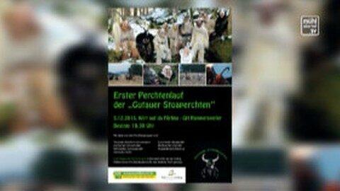 Ankündigung Perchtenlauf in Gutau am 5.12.2015 ab 18:30