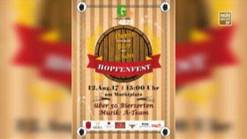 Ankündigung: Hopfenfest Sankt Georgen an der Gusen