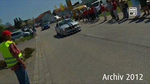 Rückblick: Ford Mustang Treffen in Oberneukirchen 2012