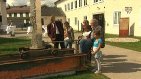 Eröffnung Skulpturenweg der Versöhnung