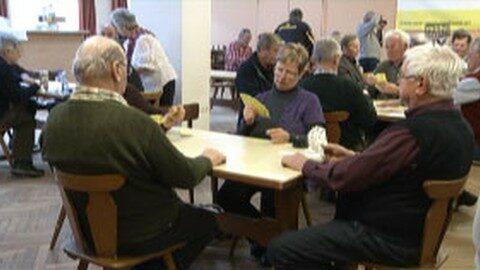 Tarock-Bezirksmeisterschaft des Seniorenbundes Urfahr Umgebung