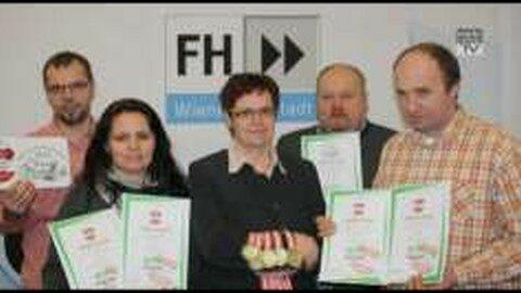 Baiernaz zum Speckkaiser 2012 in Gold gekrönt
