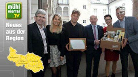 """BioRegion Mühlviertel gewinnt mit Projekt """"Hallo Mühlviertel Box"""""""