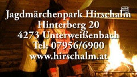 Märchenadvent auf der Hirschalm in Unterweißenbach
