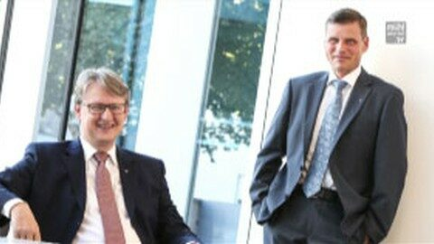 Zusammenschluss zur Volksbank Oberösterreich
