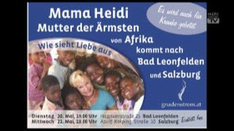 Ankündigung Missionarin Heidi Baker in Bad Leonfelden