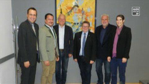 """""""Stadtregion Aist-Naarn"""": Entwicklung gemeinsam vorantreiben"""