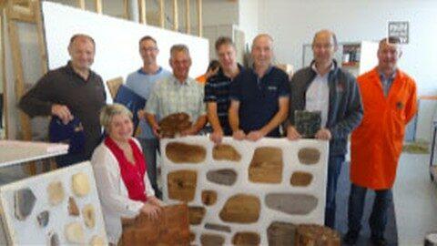 Aus Holzresten Neues schaffen
