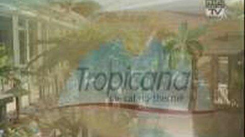 "Eröffnung ""Tropicana"" in Bad Schallerbach"