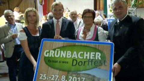 Grünbacher Dorffest 2017