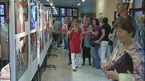 """Vernissage """"Wunder Mensch"""" im LKH Freistadt"""