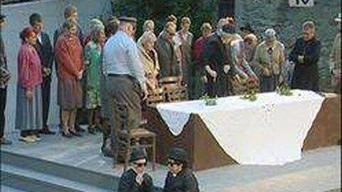 """Theater """"Besuch der alten Dame"""" in Reichenau"""