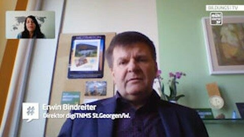 E-Learning – Interview mit dem Direktor der NMS St. Georgen am Walde