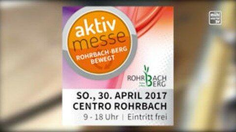 Ankündigung: Aktivmesse in Rohrbach