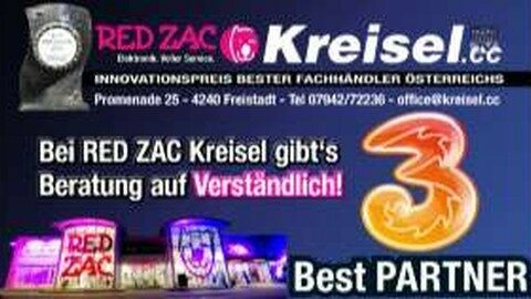 Spot Red Zac Kreisel Freistadt