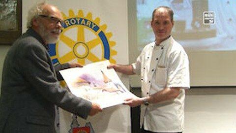 Ein besonderer Kalender des Rotaryclubs Freistadt
