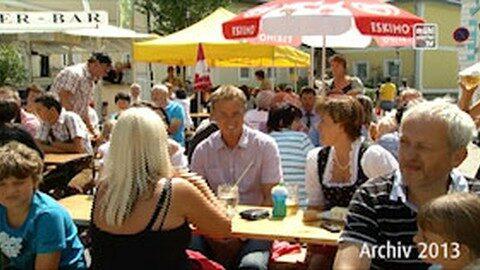 Rückblick 2013: Marktfest und Weltrekord in Vorderweißenbach