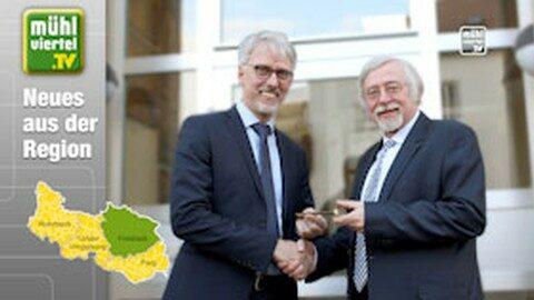 Neuer Direktor an der HLW/HLK Freistadt