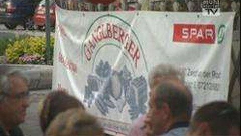 Weinplatzlfest 2011 in Zwettl