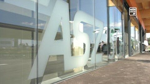 Eröffnung ASZ Schwertberg