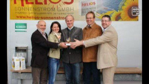 Energie Bezirk Freistadt (EBF) ist österreichischer Solarpreisträger