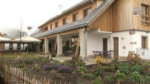 Eröffnung Schwarzbergerhof in Schönau im Mkr.
