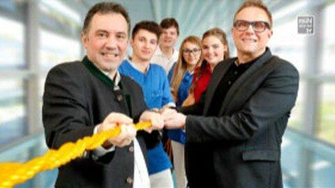 Schule für Gesundheits- und Krankenpflege Freistadt und ABZ Hagenberg schließen Schul-Partnerschaft