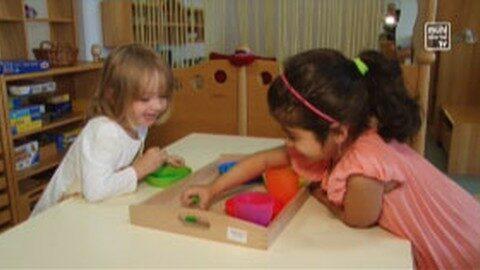 Ferienprogramm der Rohrbacher Kindergartenkinder