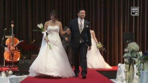 Ankündigung Hochzeitsausstellung im Salzhof Freistadt
