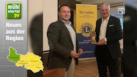 Karl Lehner neuer Präsident des LC Rohrbach-Böhmerwald