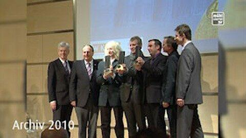 Rückblick: Frühlingsempfang und GUUTE-Award Verleihung 2010