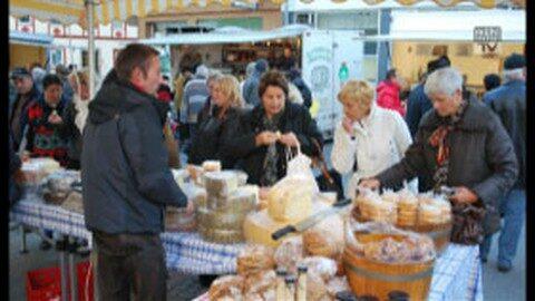 Genussmarkt in St. Georgen/Gusen startet in die neue Saison
