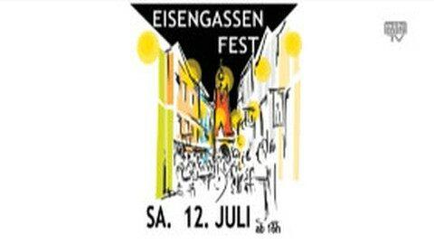 Ankündigung Eisengassenfest in Freistadt