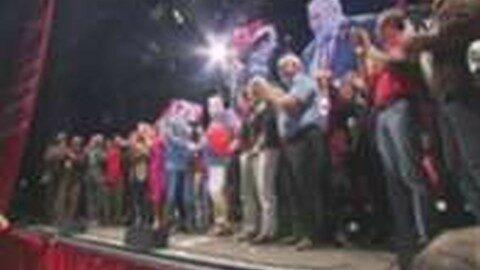 SPÖ Wahlkundgebung in Perg 2009