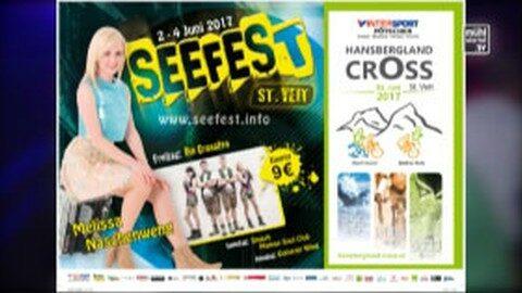 Ankündigung Seefest & Hansberglandcross in Sankt Veit im Mühlkreis