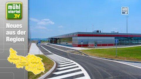 Terminal 01 in Budweis eröffnet