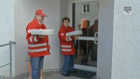 Zu Besuch beim Roten Kreuz St. Georgen a. d. Gusen