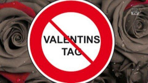 Der 1. AVIVA-ANTI-VALENTINSTAG für Singles