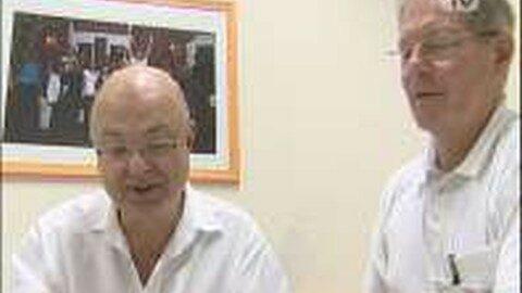ÄSKULAP Humanitätspreis für Dr. Peter Neuner